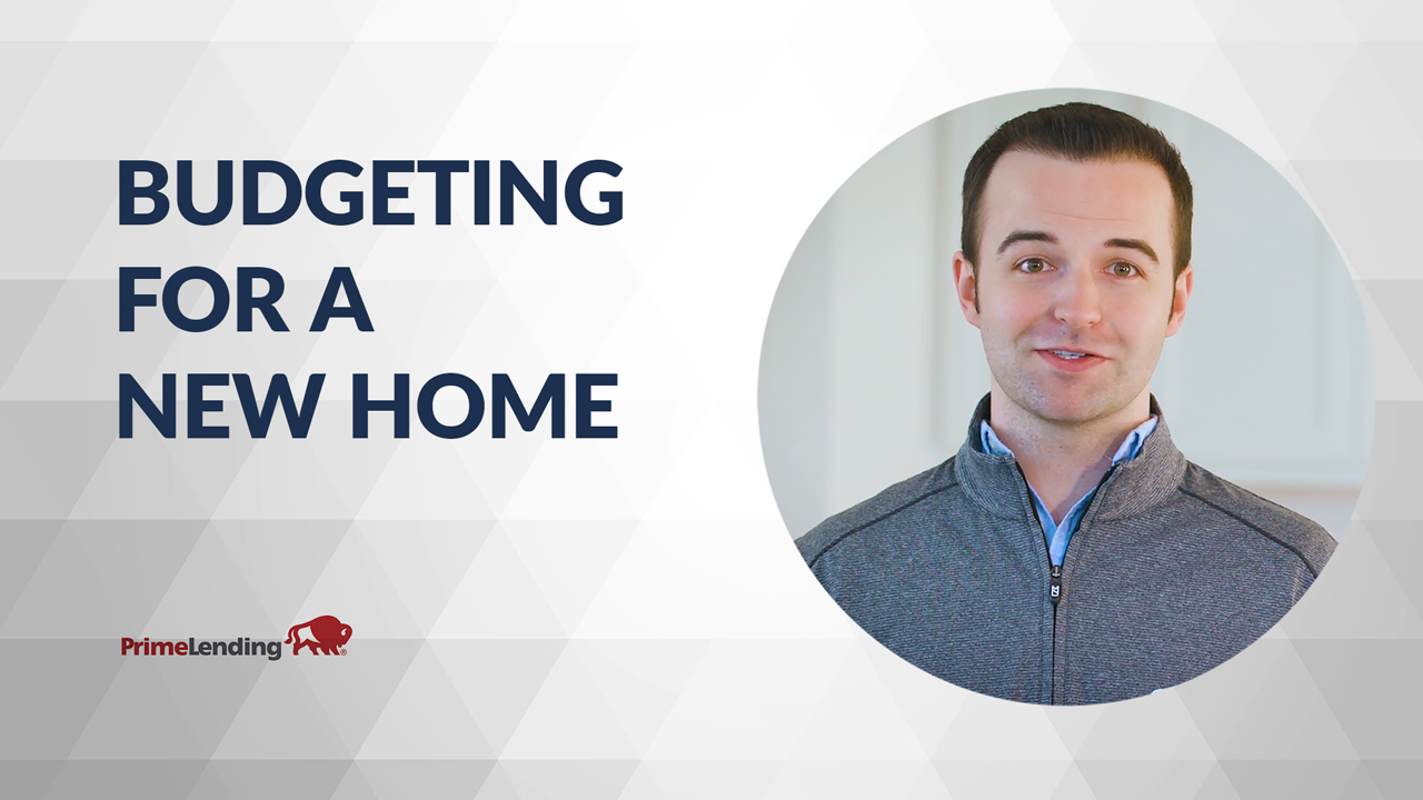 Watch our video about budgeting for a home loan