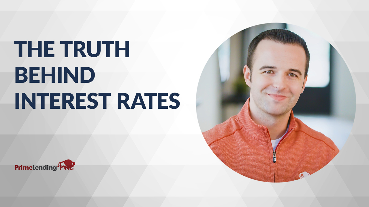 Watch our video about understanding mortgage interest rates