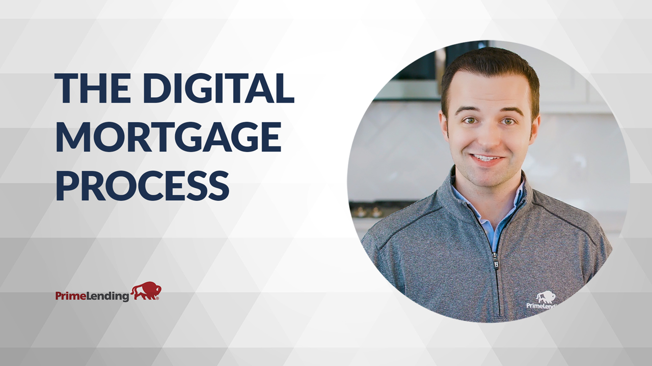 Watch our video about the digital mortgage process