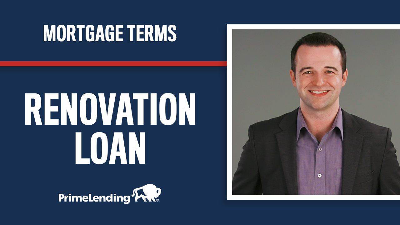 What to Know about Renovation Loans