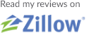 Read My Reviews on Zillow